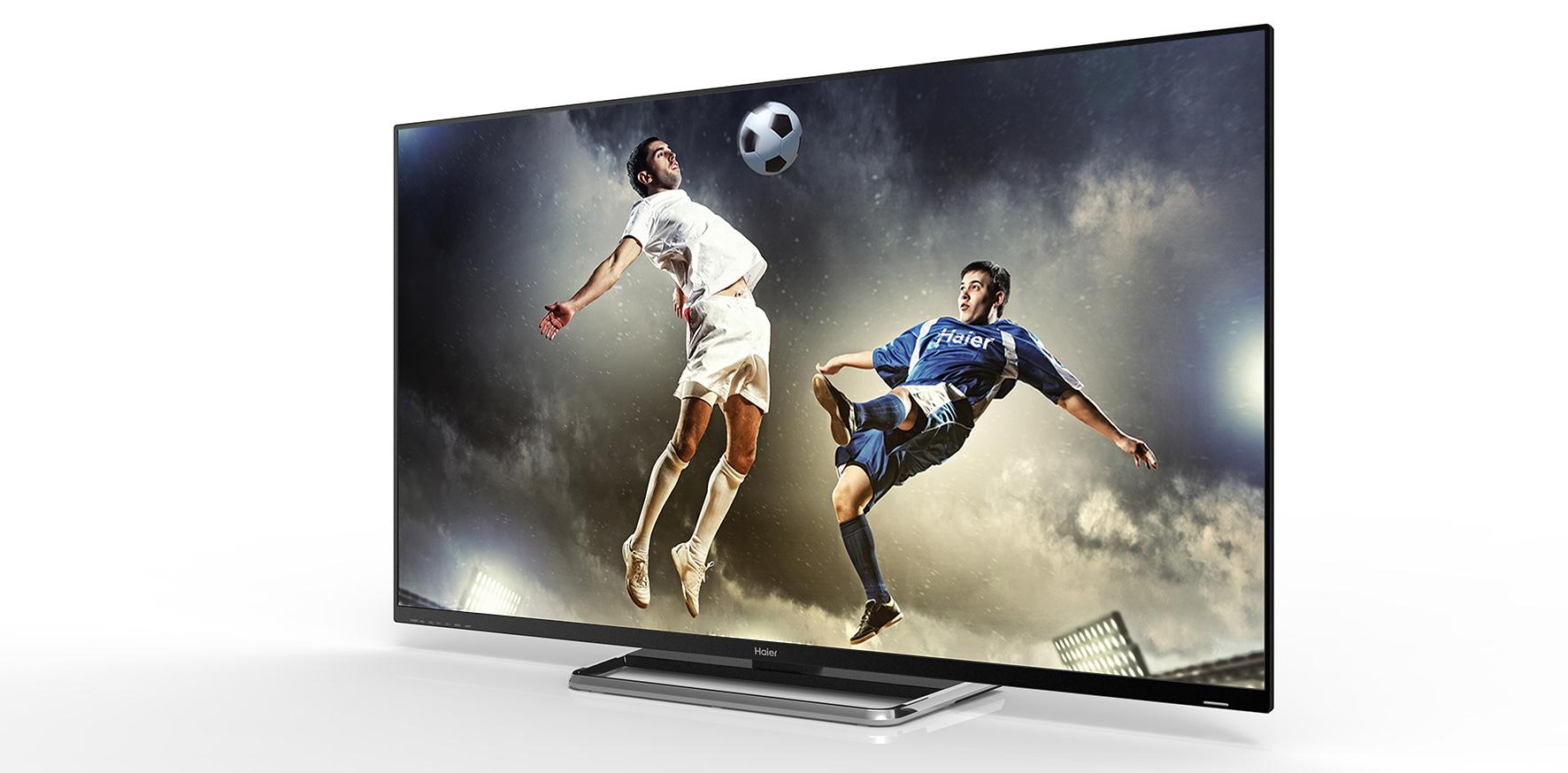 Haier H6500 : le téléviseur 4K avec de l'Android dedans est en vente