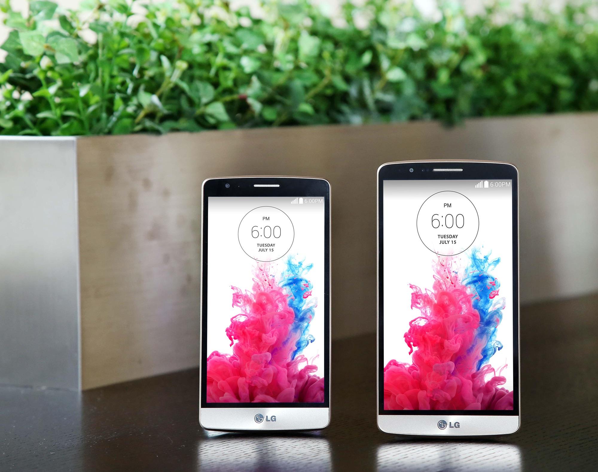 Le LG G3 Beat (G3 S) : on connaît son prix et sa date de sortie