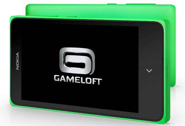 Possesseurs de Nokia X, X+ et XL, Gameloft vous offre 40 euros de jeux pour l'été