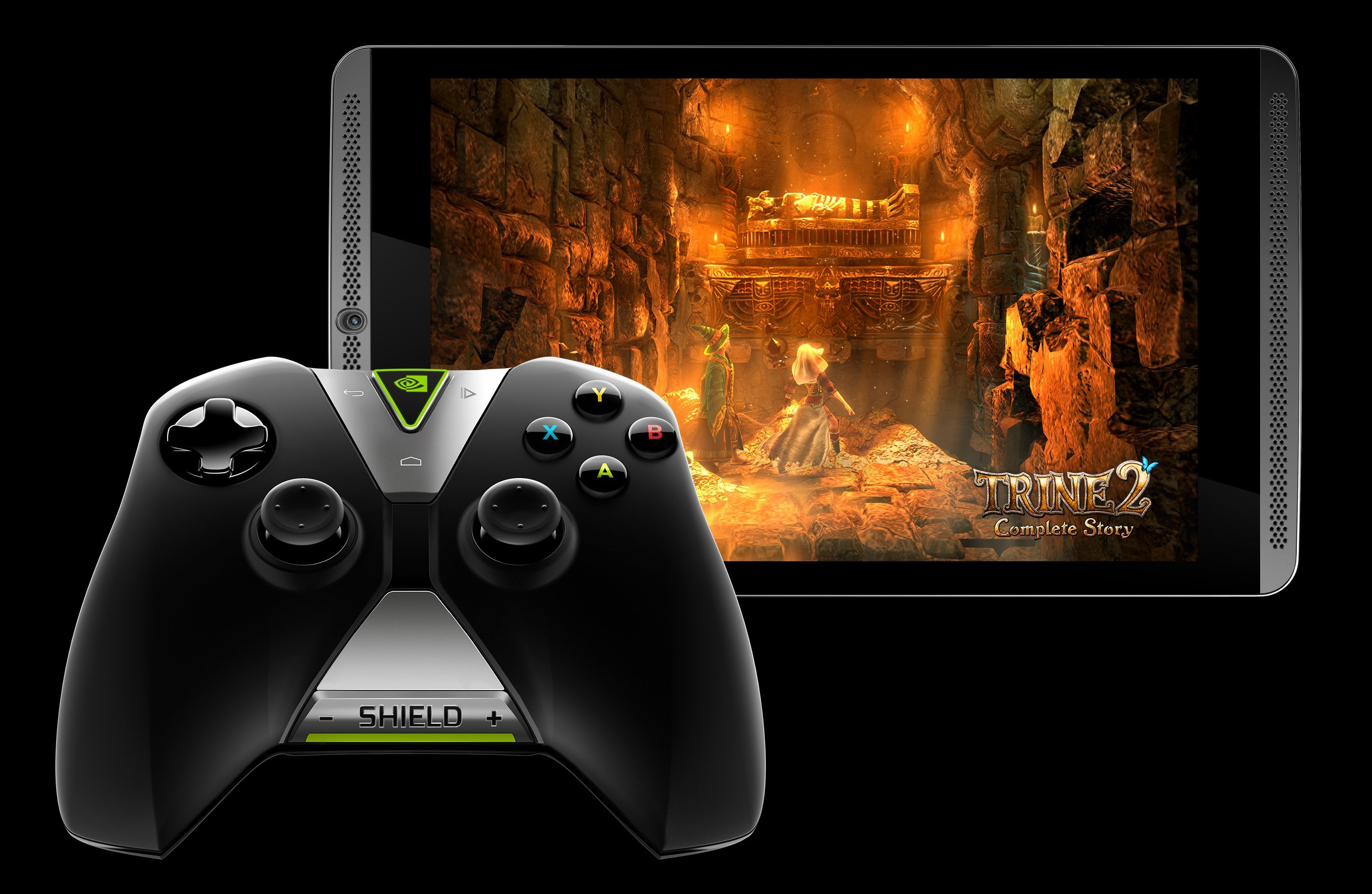 La Nvidia Shield Tablet recevra Lollipop avant la fin du mois