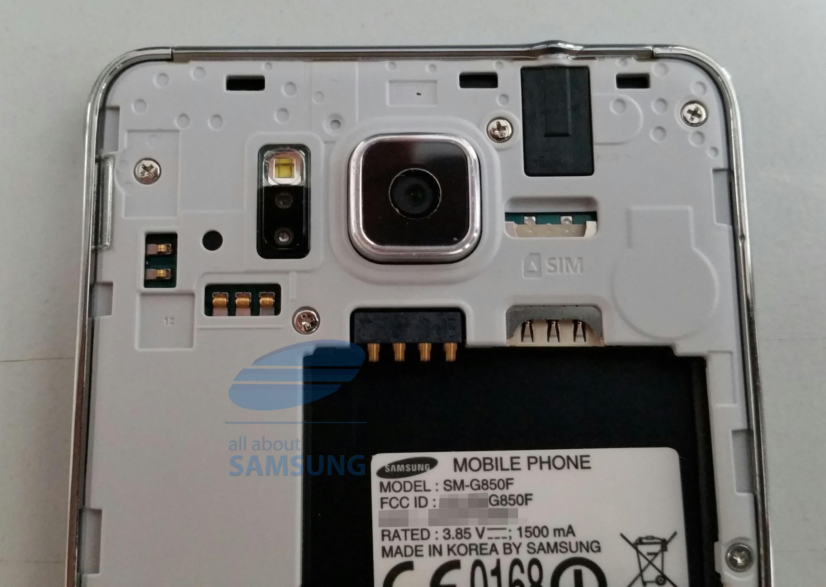 Le Samsung Galaxy Alpha abriterait un processeur Exynos 5433 octo-cœur