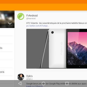 Avis aux testeurs, les premières applications Android L avec Material Design arrivent