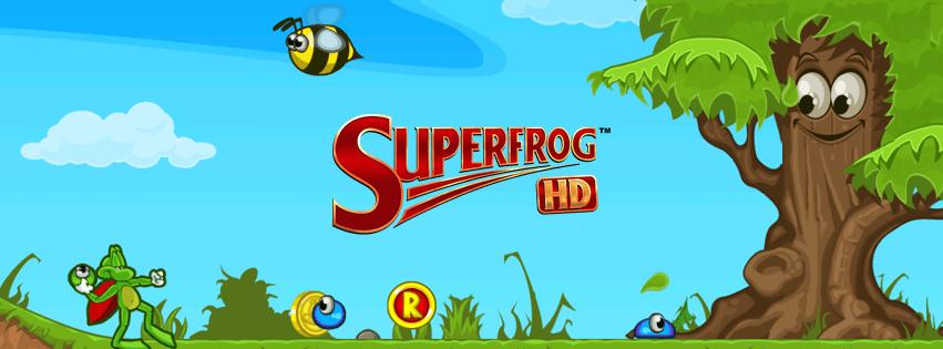 Superfrog, le retour du célèbre jeu de plateforme d'Amiga
