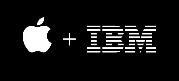 Apple et IBM, les vieux ennemis s'unissent pour contrer Google et Microsoft