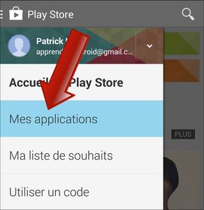Comment mettre à jour les applications sur Android ?