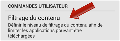 Comment filtrer les applications du Play Store sur Android ?