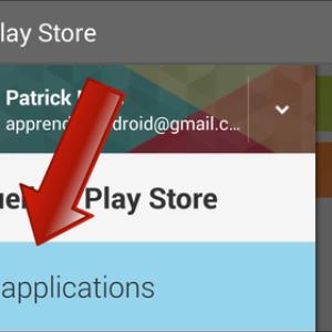 Comment désinstaller une application sur Android ?