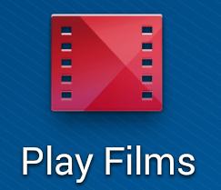 Comment visionner un film loué sur le Google Play ?