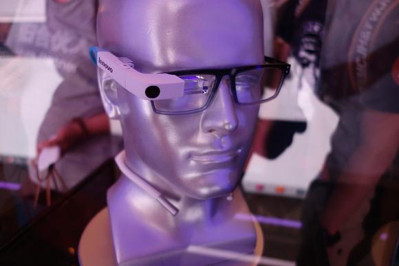 Lenovo annonce ses étranges lunettes connectées