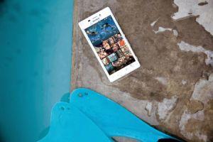 Xperia M2 Aqua, la version étanche du M2 de Sony