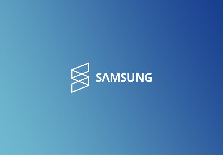 Et si Samsung changeait de logo ?