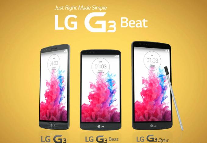 LG G3 Stylus : un concurrent pour le Galaxy Note 4 ?