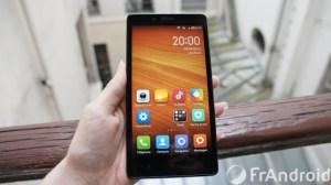 Xiaomi Redmi Note : notre galerie photo !
