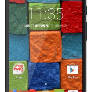 Motorola Moto X (3e génération) : déjà une fiche technique ?