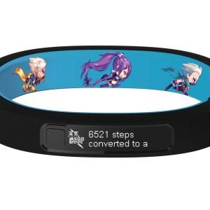 Nabu : le bracelet connecté et le jeu vidéo se rejoignent