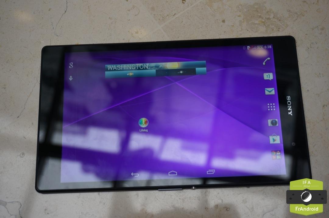 Prise en main de la Sony Xperia Z3 Tablet Compact, la réponse à l'iPad Mini et à la Tab S