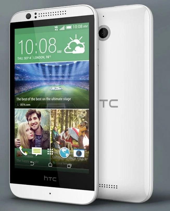 Desire 510 : HTC annonce son premier smartphone 4G à moins de 200 euros