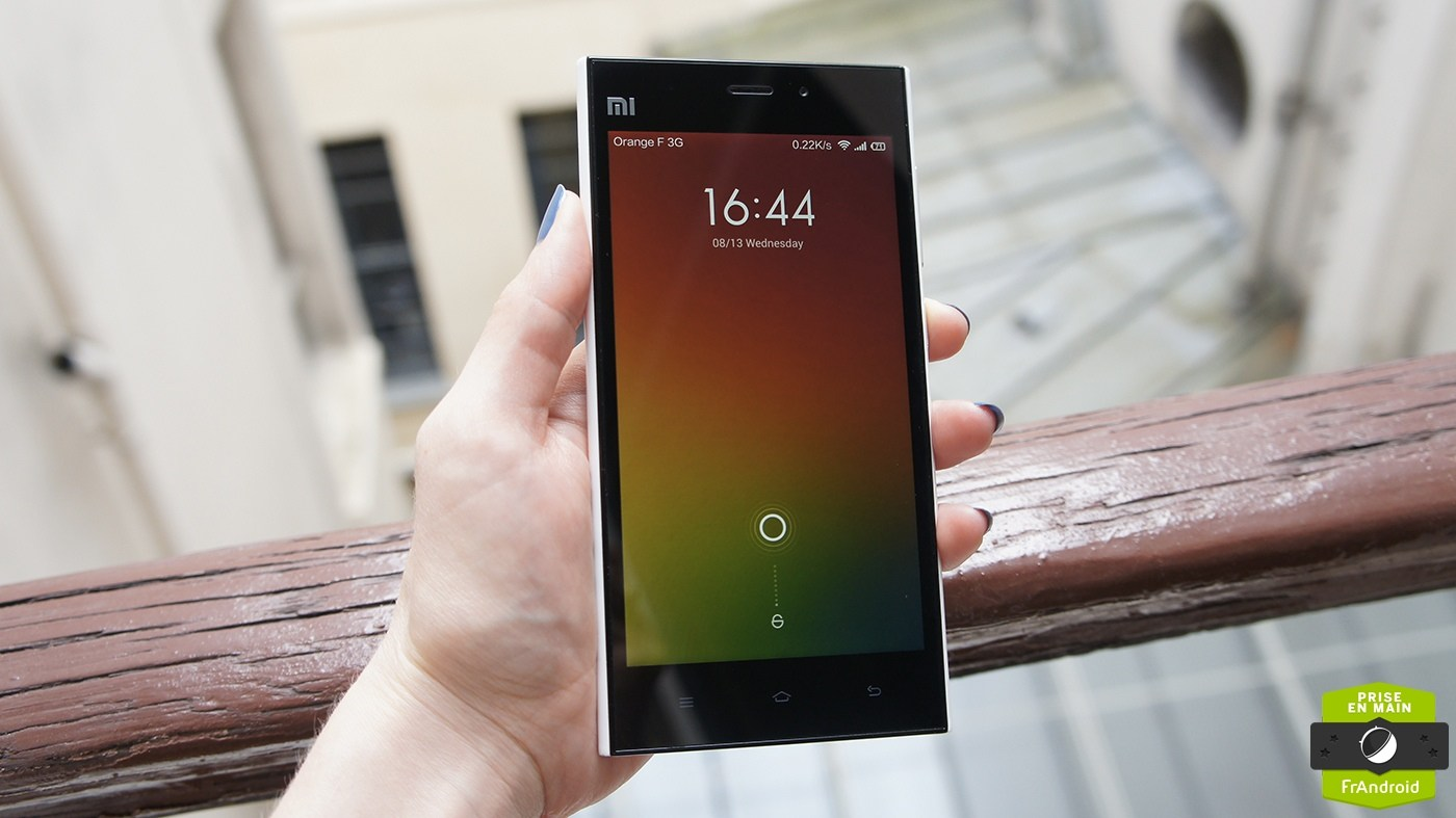 Test du Xiaomi Mi3 : l'excellence chinoise ?