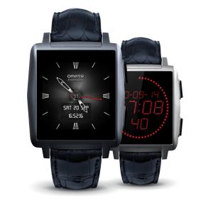 Omate X : une nouvelle smartwatch dotée de sept jours d'autonomie