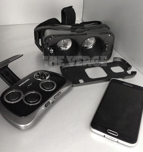 Project Moonlight : une première photo du casque de réalité virtuelle de Samsung