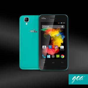 Wiko Goa : quand un smartphone sous KitKat coûte 50 euros