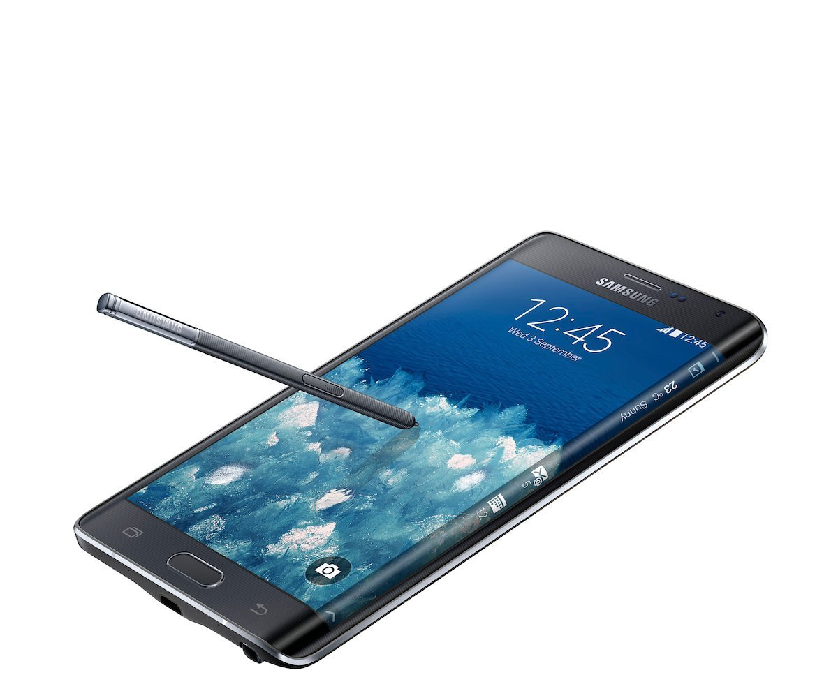 Samsung Galaxy Note Edge, le smartphone que l'on n'attendait pas