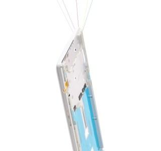 Oppo N3 : une coque très légère conçue avec un alliage de lithium et d'aluminum