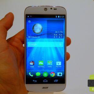 Prise en main du Acer Liquid Jade : un design jamais vu chez le Taïwanais