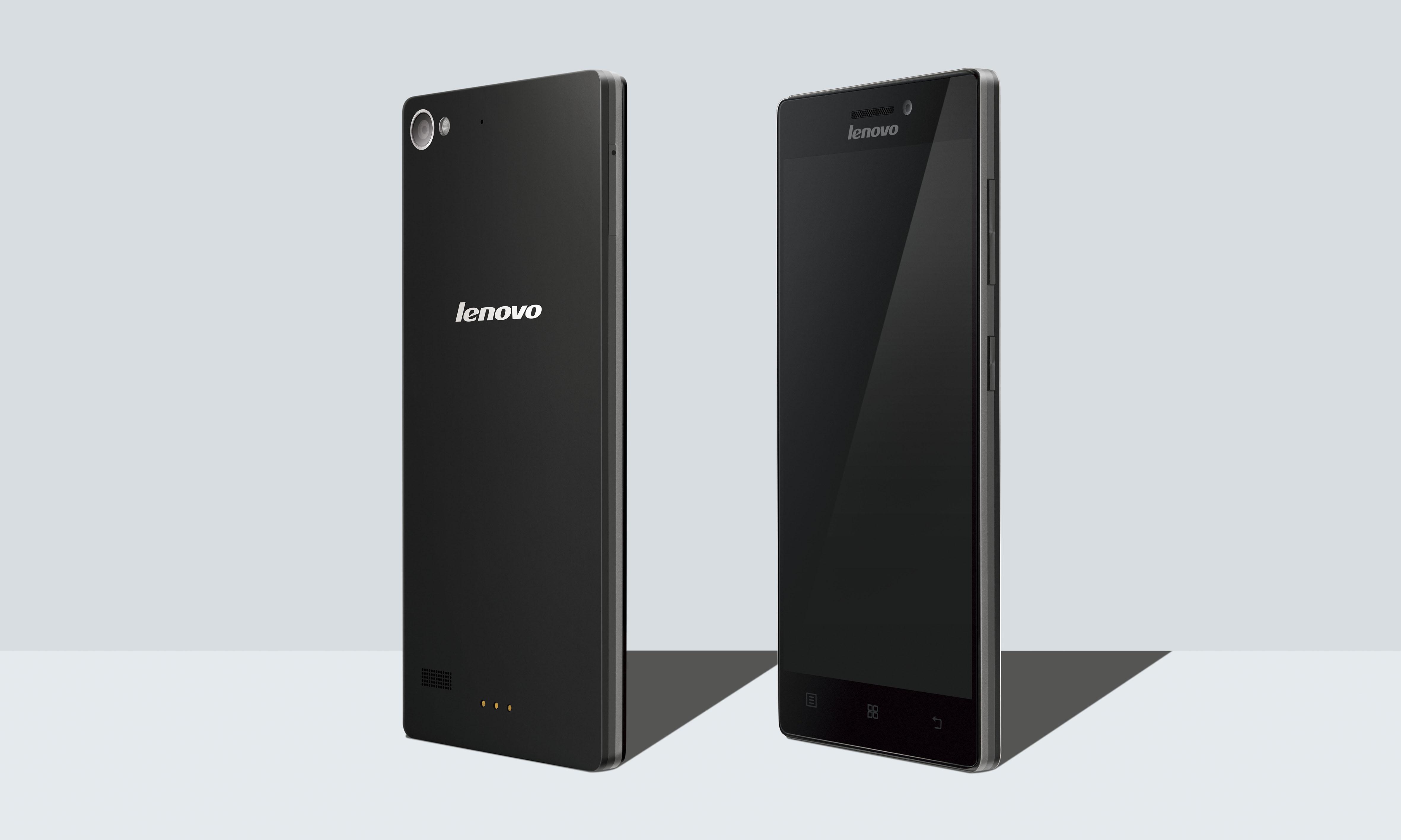 Lenovo présente les Vibe X2 et Vibe Z2