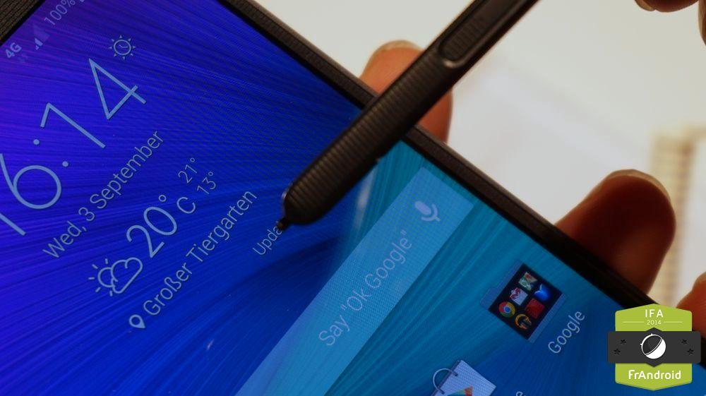 Galaxy Note 4, Gear VR, Gear S et Note Edge : les prix et les disponibilités en France