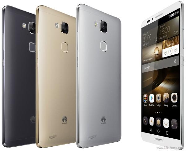 Huawei dévoile l'Ascend Mate 7, avec un écran IPS-NEO de 6 pouces et de l'octo-coeur