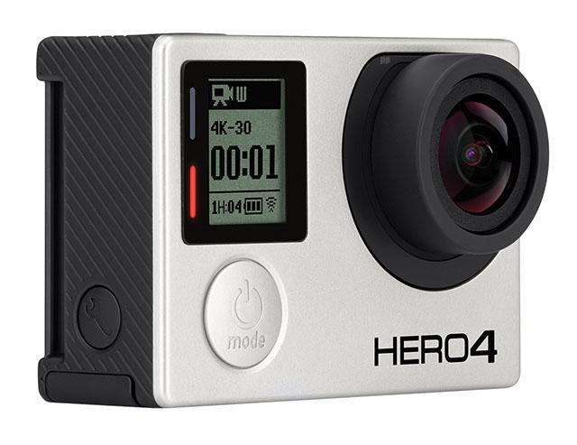 Les GoPro Hero4 se dévoilent, et maintenant elles ont un écran
