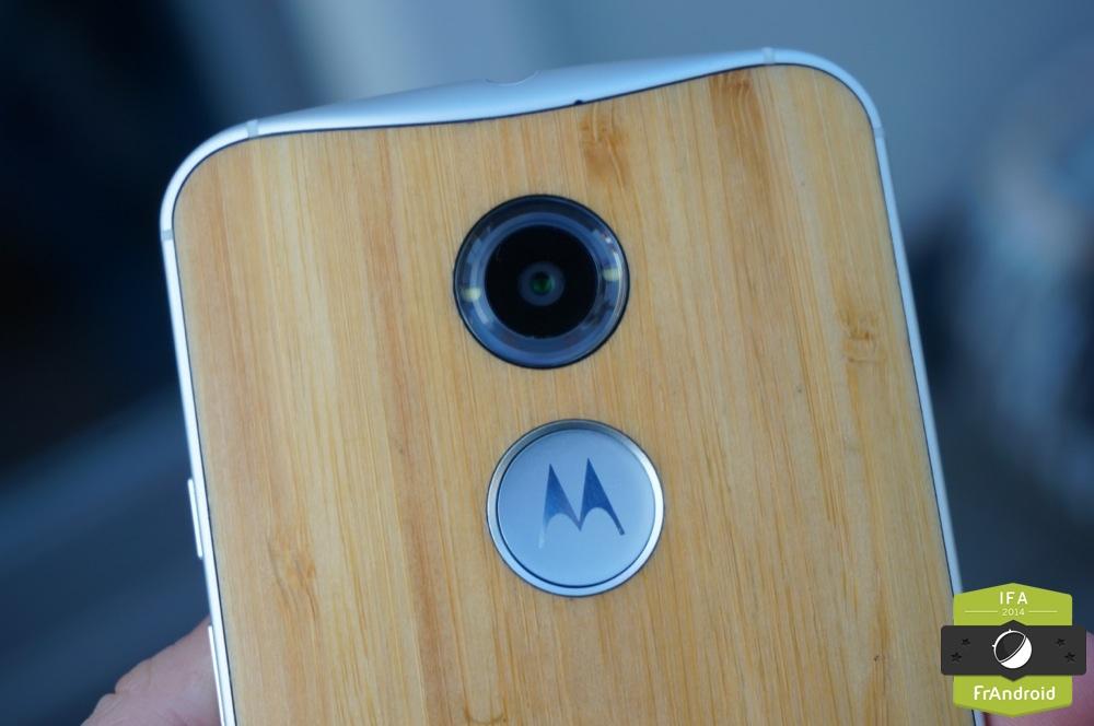 Le Moto X (2014) est en vente en Inde
