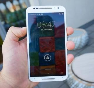 Prise en main du nouveau Motorola Moto X, le fameux Moto X+1