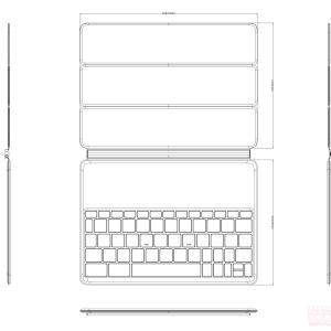 Nexus 9 «Volantis» : elle serait accompagnée d'un clavier avec batterie