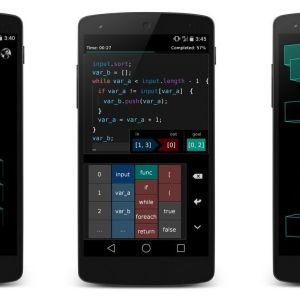 Hacked : un jeu de programmation sur mobile pour ceux qui aiment coder