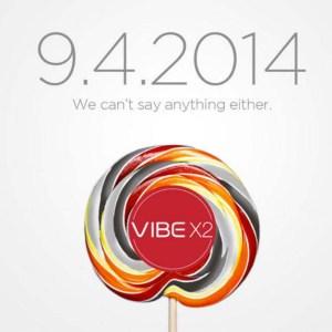 Le Lenovo Vibe X2 sera bien présenté le 4 septembre à l'IFA 2014