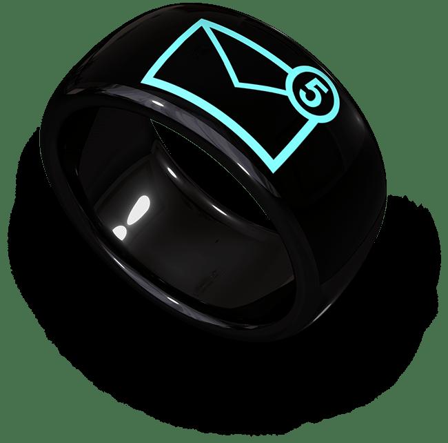 MOTA SmartRing, cette bague qui veut remplacer les montres connectées
