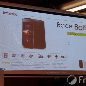 Race Bolt 2 : Infinix lancera lui aussi un smartphone 4G à 100 euros dès l'automne