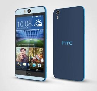 Le HTC Desire Eye est officiel : 5,2 pouces FullHD, Snapdragon 801 et deux capteurs 13 mégapixels