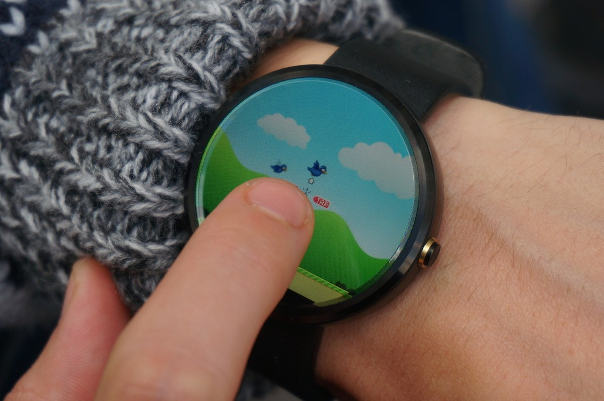 Android Wear : cinq jeux gratuits à essayer sur vos montres connectées
