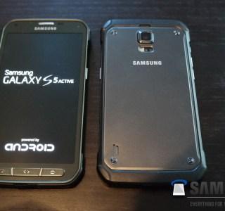 Samsung Galaxy S5 Active : la version européenne se confirme