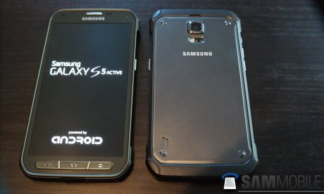 Samsung Galaxy S5 Active : la version européenne se confirme