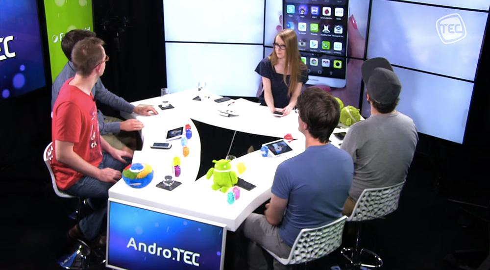 Le Huawei Mate 7 en test dans AndroTEC 029 !