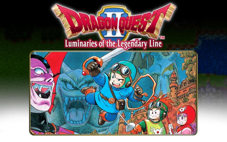 Dragon Quest II est arrivé sur le Play Store