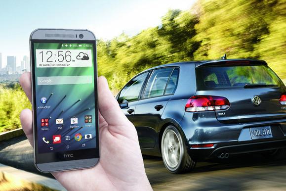 HTC s'invite aussi dans les automobiles