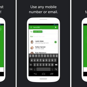 Square Cash propose une solution de paiement «mobile à mobile» grâce au BLE