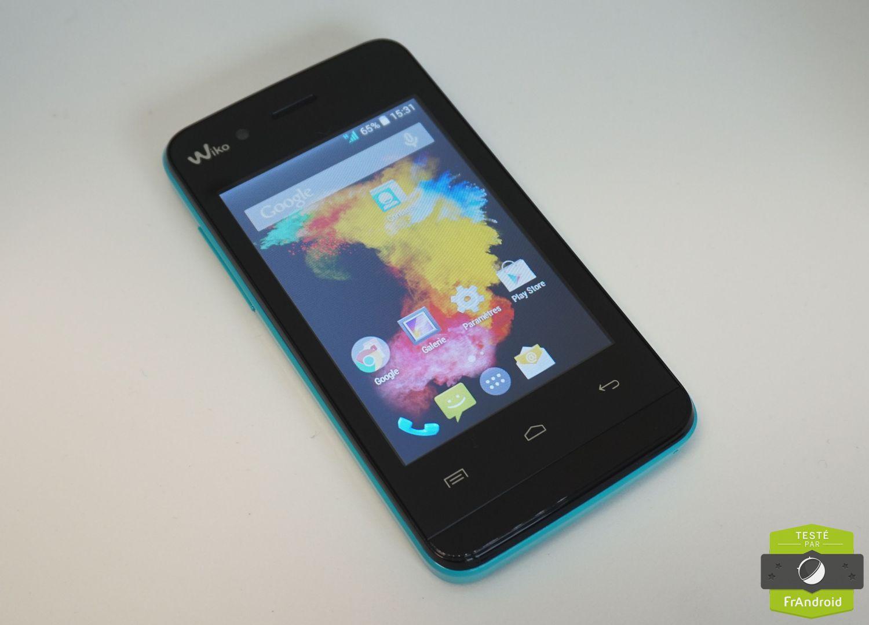 Test du Wiko Goa : que vaut un smartphone à 50 euros ?