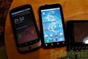 Motorola Defy : Lollipop a été porté avec succès grâce à la Moto 360