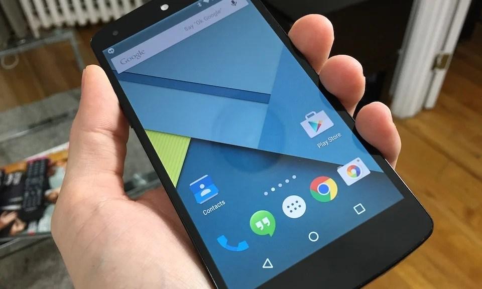 Tutorial : Comment installer Android 5.0 sur votre Nexus 5, Nexus 7 ou votre Nexus 10 ?